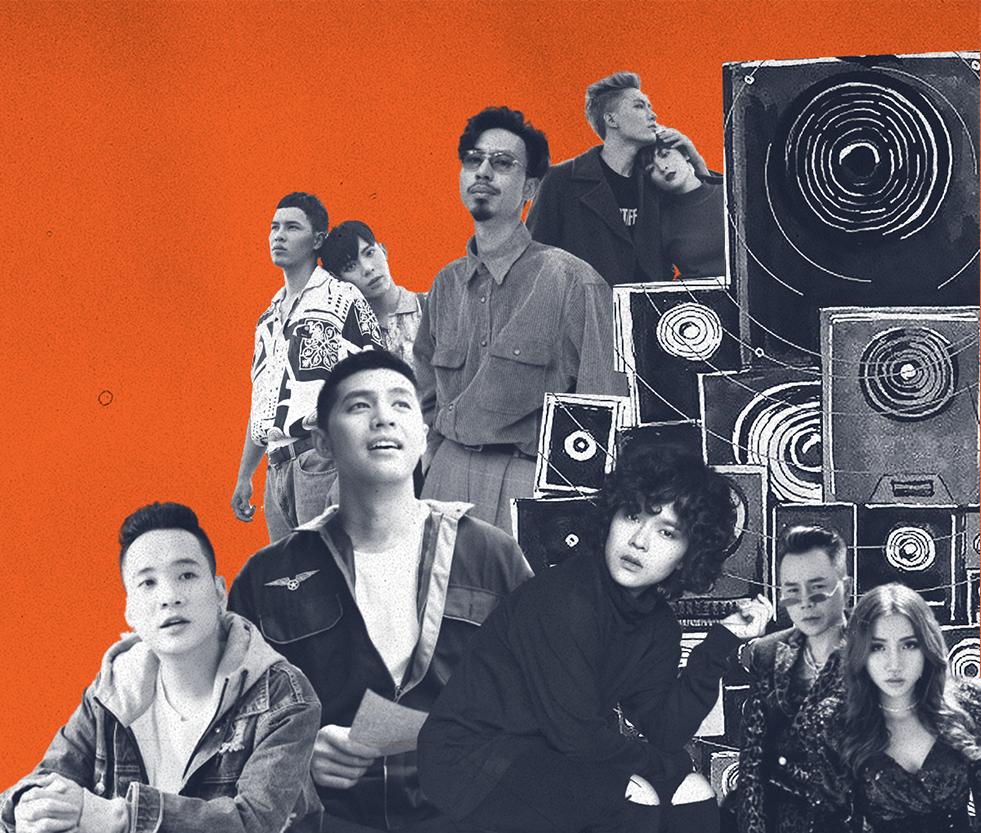 Vpop 2018: Một năm đậm dấu ấn của Underground, Mainstream nỗ lực vươn tầm quốc tế, Ballad và MV Drama áp đảo - Ảnh 18.