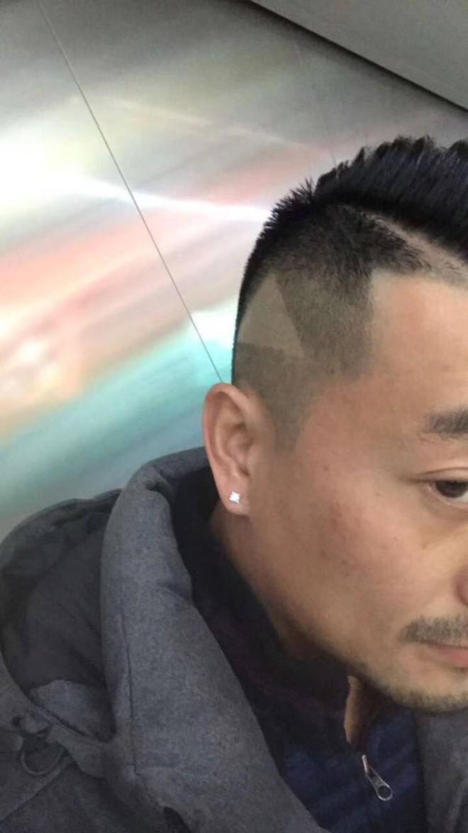 Chụp màn hình ẩu đưa thợ cắt tóc, anh chàng Trung Quốc được luôn nút play trên đầu - Ảnh 2.