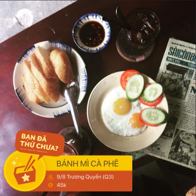 Sài Gòn có những combo ăn sáng kinh điển phải đi tay trong tay, bạn thử bao nhiêu trong số này rồi? - Ảnh 8.