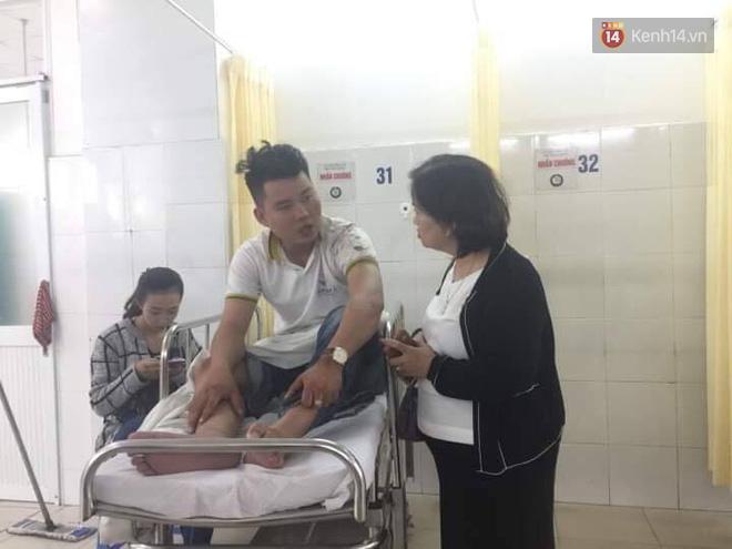 Sinh viên thoát chết kể lại giây phút kinh hoàng khi xe khách lật trên đèo Hải Vân  - Ảnh 6.