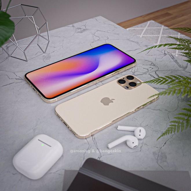 iPhone 2020 với thiết kế của iPhone 4 trông mê đắm như thế này đây! - Ảnh 2.