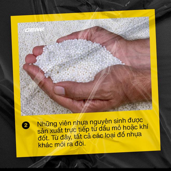 Nhựa viên nguyên sinh: Thảm họa môi trường mới khi những gã khổng lồ dầu khí chuyển sang sản xuất nhựa - ảnh 3