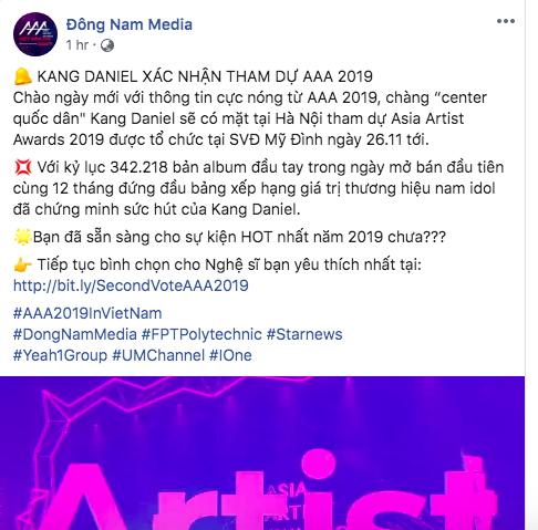 Zico đâu phải trùm cuối, nam idol quyền lực vừa xác nhận dự AAA 2019 tại Việt Nam: Sắp đụng độ cả tình mới và cũ? - ảnh 2