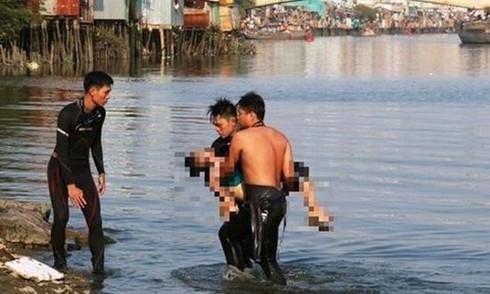 Thái Bình: Hai nữ sinh lớp 7 đuối nước thương tâm sau buổi đi lao động về - ảnh 1