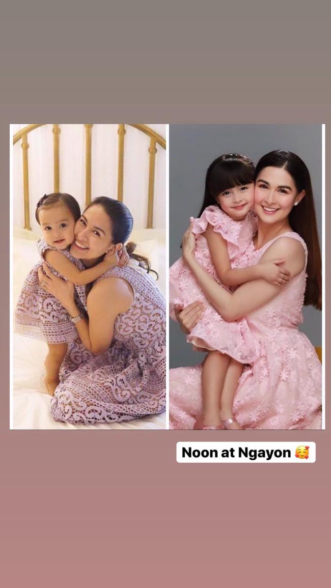Vẫn biết con gái mỹ nhân đẹp nhất Philippines xinh như thiên thần nhưng không ngờ sự thay đổi từ bé đến lớn lại nhiều thế này - ảnh 1