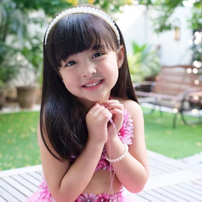 Vẫn biết con gái mỹ nhân đẹp nhất Philippines xinh như thiên thần nhưng không ngờ sự thay đổi từ bé đến lớn lại nhiều thế này - ảnh 2