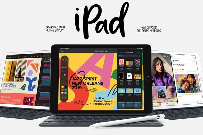 Đường đường là máy tính bảng bán chạy nhất hành tinh nhưng iPad vẫn khiến dân tình loạn mắt, rối não khi chọn mua - ảnh 2