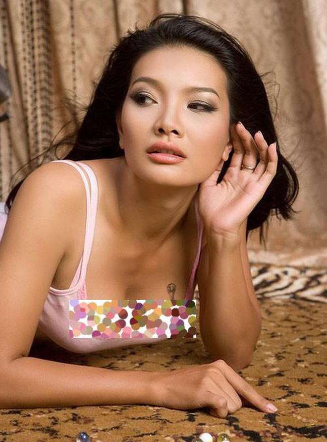 Sự nghiệp diễn xuất của dàn sao Thất Sơn Tâm Linh: Từ nữ hoàng cảnh nóng đến ngọc nữ nhí của màn ảnh Việt - ảnh 15