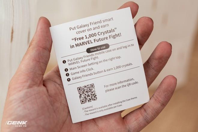 Trố mắt với ốp lưng siêu anh hùng Marvel cho Galaxy Note 10+: Thiết kế siêu độc, tặng màn hình khoá xịn không đụng hàng - ảnh 3