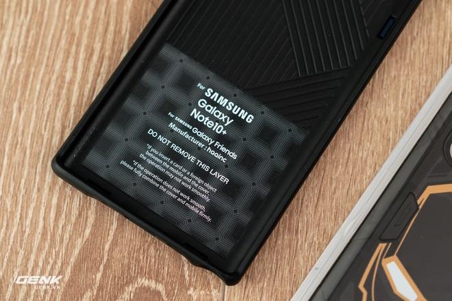 Trố mắt với ốp lưng siêu anh hùng Marvel cho Galaxy Note 10+: Thiết kế siêu độc, tặng màn hình khoá xịn không đụng hàng - ảnh 8