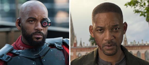 Nam chính Gemini Man như đúc từ một khuôn với Suicide Squad: Will Smith mê làm sát thủ đến mức đóng một vai hai lần? - Ảnh 1.