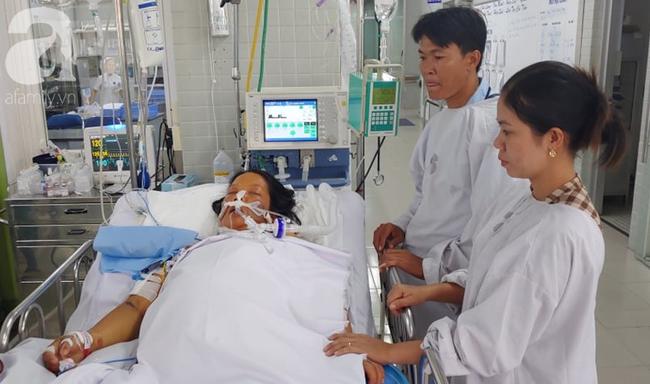 Thai phụ sắp sinh thì nguy kịch, đứa con mất trong bụng mẹ, người chồng đau đớn thì thầm với vợ đang hôn mê: Con mất rồi, em tỉnh lại đi... - ảnh 12