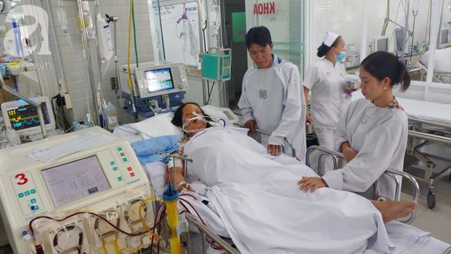 Thai phụ sắp sinh thì nguy kịch, đứa con mất trong bụng mẹ, người chồng đau đớn thì thầm với vợ đang hôn mê: Con mất rồi, em tỉnh lại đi... - ảnh 3