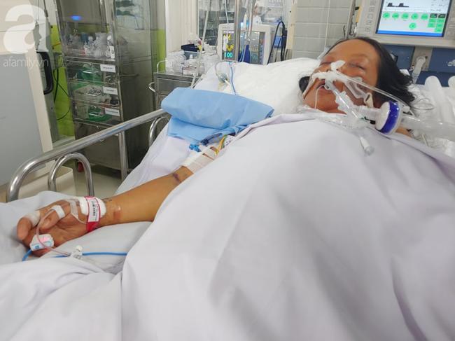 Thai phụ sắp sinh thì nguy kịch, đứa con mất trong bụng mẹ, người chồng đau đớn thì thầm với vợ đang hôn mê: Con mất rồi, em tỉnh lại đi... - ảnh 5