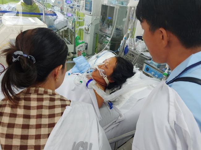 Thai phụ sắp sinh thì nguy kịch, đứa con mất trong bụng mẹ, người chồng đau đớn thì thầm với vợ đang hôn mê: Con mất rồi, em tỉnh lại đi... - ảnh 9