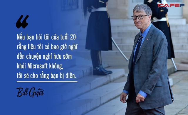 Mất 46 năm, Bill Gates mới ngộ ra sứ mệnh suốt phần đời còn lại của mình nhờ bài phát biểu đầy cảm hứng: Đến Warren Buffett cũng phải khen Tuyệt vời tận 3 lần! - ảnh 2