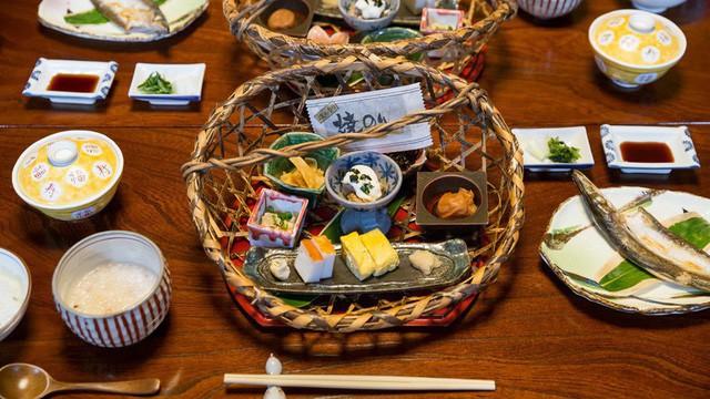 Bí quyết sống khỏe của người Nhật Bản - ảnh 1