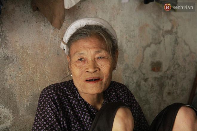 """Xót xa cụ bà 75 tuổi nuôi cả gia đình bị tâm thần và thiểu năng trí tuệ ở Vĩnh Phúc: """"Tôi khuất núi không biết các cháu sẽ ra sao"""" - ảnh 6"""