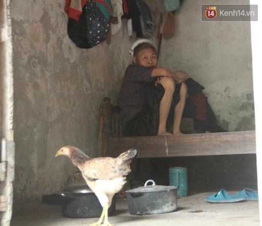 """Xót xa cụ bà 75 tuổi nuôi cả gia đình bị tâm thần và thiểu năng trí tuệ ở Vĩnh Phúc: """"Tôi khuất núi không biết các cháu sẽ ra sao"""" - ảnh 18"""