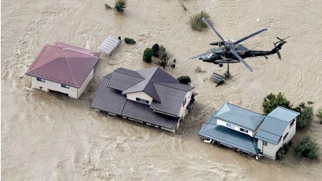 Phục sát đất người Nhật với cách ứng cứu thảm hoạ, đúng chuẩn cường quốc công nghệ tới tận răng - ảnh 1