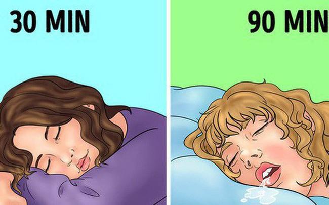 Ngủ trưa trong bao lâu là tốt nhất: 20 phút, 30 phút hay 60 phút? - ảnh 1
