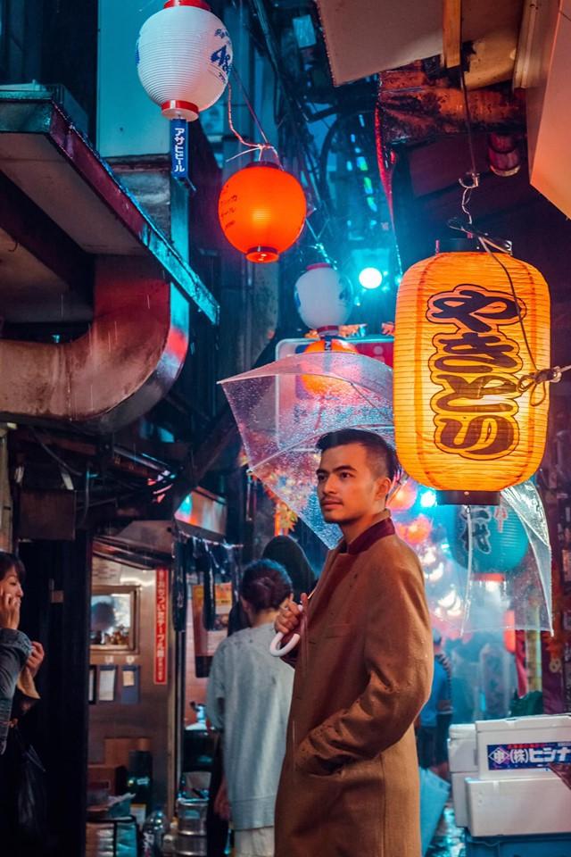 Hẻm Nước Tiểu - địa điểm nghe tên thì... hơi sợ nhưng lại cực kì thú vị và đáng để đi ở Tokyo  - Ảnh 1.