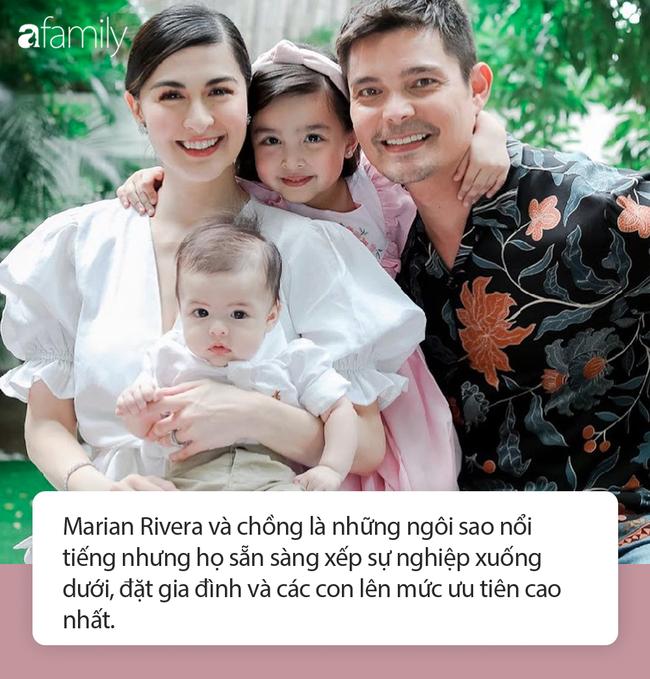 Mỹ nhân đẹp nhất Philippines - Marian Rivera tiết lộ Zia từng nghiện iPad và tuyệt chiêu đơn giản để con rời mắt khỏi màn hình - ảnh 1