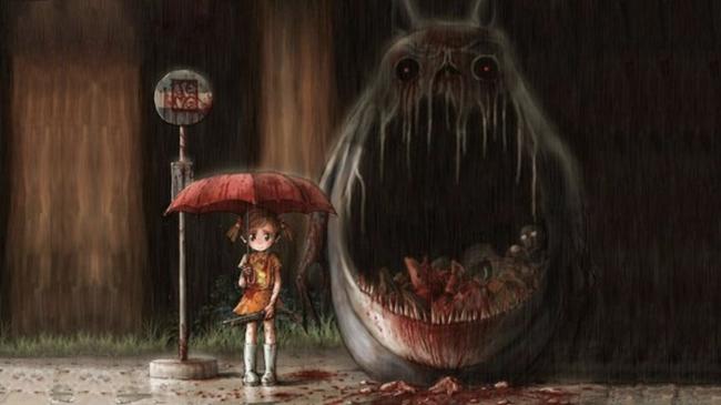 Sự thật rùng rợn đằng sau bộ phim My Neighbor Totoro: Bối cảnh tương đồng với án mạng 56 năm trước và chú mèo Totoro chính là thần chết - ảnh 5