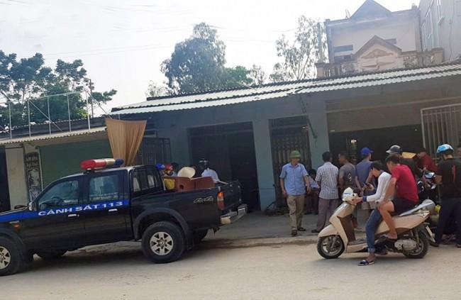 Vụ 3 người bị bắn trọng thương khi đang ăn cơm ở Thanh Hoá: Do mâu thuẫn giữa 2 nữ sinh lớp 7 - ảnh 1