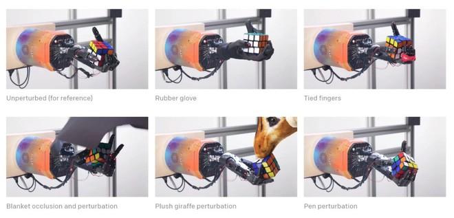 Trong khi bạn hai tay chưa chắc đã giải được khối rubik thì con robot này làm được chỉ với một tay - ảnh 1