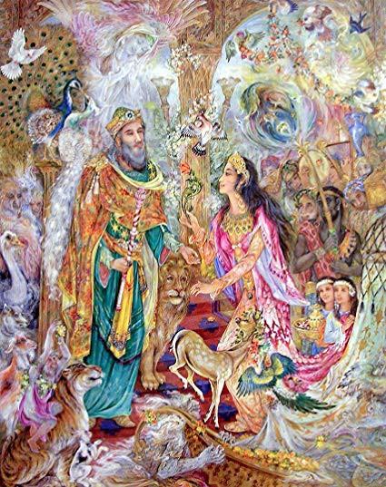 Đi tìm nguồn gốc sự thật về tấm thảm bay kỳ diệu trong truyện cổ tích phương Đông - ảnh 2