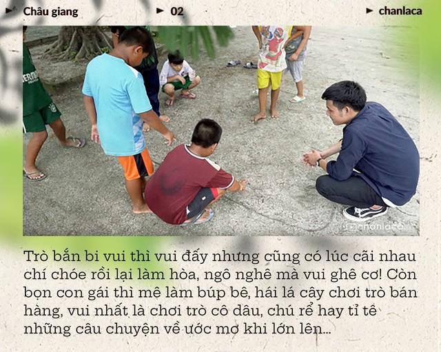 Chan La Cà - Nghe travel blogger trải nghiệm dưới tán cây xanh và hành trình về những câu chuyện đẹp đẽ - ảnh 6