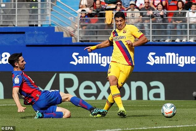 Messi, Suarez và tân binh 120 triệu euro cùng nổ súng, Barcelona đại thắng tại vòng 9 La Liga - ảnh 6