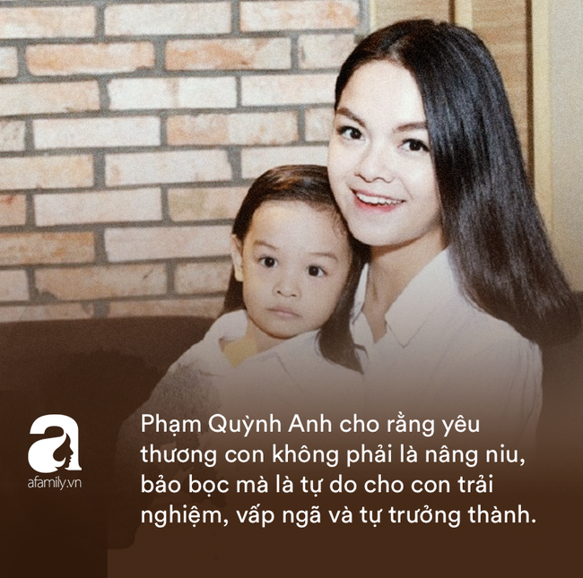 Những cách dạy con gây tranh cãi của sao Việt: Thủy Tiên, Phạm Quỳnh Anh khéo là thế vẫn bị chê trách, nhưng chưa đáng sợ bằng sự cố của Thu Thủy - ảnh 2