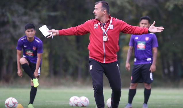 Myanmar trảm tướng, bổ nhiệm người từng chỉ trích HLV Park Hang-seo thiếu chuyên nghiệp ở AFF Cup 2018 - Ảnh 1.