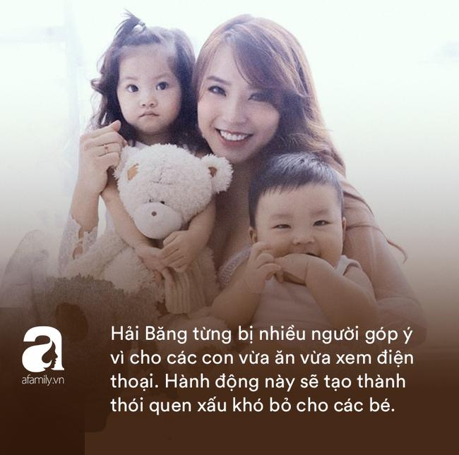 Những cách dạy con gây tranh cãi của sao Việt: Thủy Tiên, Phạm Quỳnh Anh khéo là thế vẫn bị chê trách, nhưng chưa đáng sợ bằng sự cố của Thu Thủy - ảnh 5