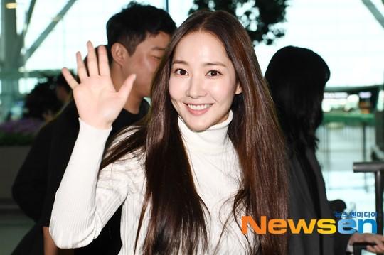 Lâu lắm mới lộ diện, nữ hoàng dao kéo Park Min Young chỉ ăn diện sương sương mà cũng gây náo loạn vì xuất thần - Ảnh 7.