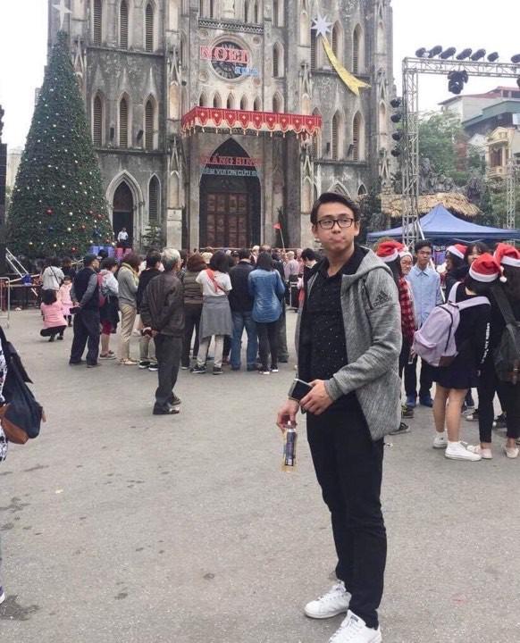 Sốc với hình ảnh MC Quang Bảo lúc béo chạm mức 90kg, nhìn đến body hiện tại mới bất ngờ - ảnh 3