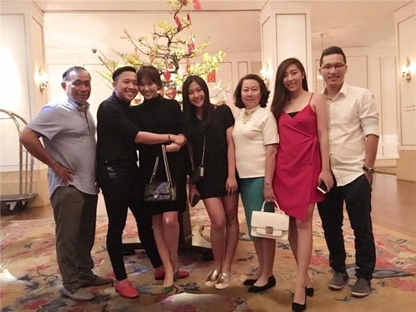 Trấn Thành lên tiếng giải thích lý do Hari Won vắng mặt trong tiệc sinh nhật mẹ chồng - ảnh 4