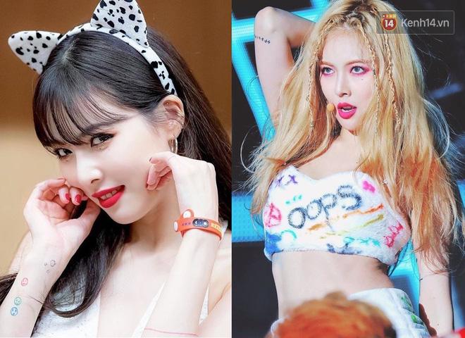 10 idol Hàn đẹp xuất thần khi để tóc vàng bạch kim chứng minh: đổi màu tóc, đời sang trang - ảnh 8