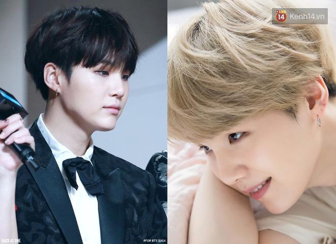 10 idol Hàn đẹp xuất thần khi để tóc vàng bạch kim chứng minh: đổi màu tóc, đời sang trang - ảnh 10