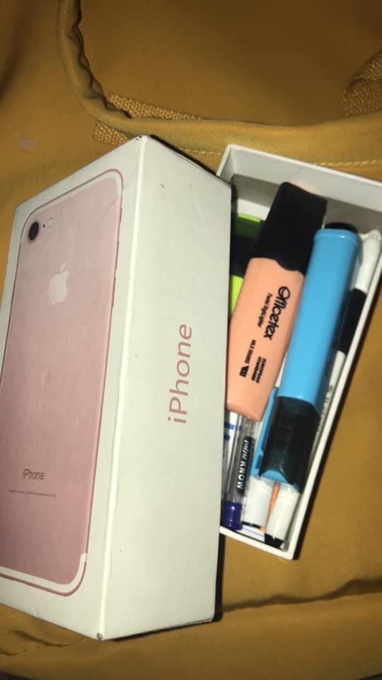 Tận dụng hội Iphone để làm hộp bút, nữ sinh nhận được bão like vì sự sáng tạo thân thiện với môi trường - ảnh 4