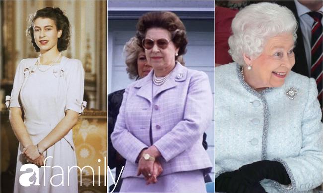 Nữ hoàng Anh luôn trẻ hơn nhiều so với tuổi 93 nhờ kỹ nghệ make up cao siêu chị em nên học ngay nếu muốn hack tuổi - ảnh 3