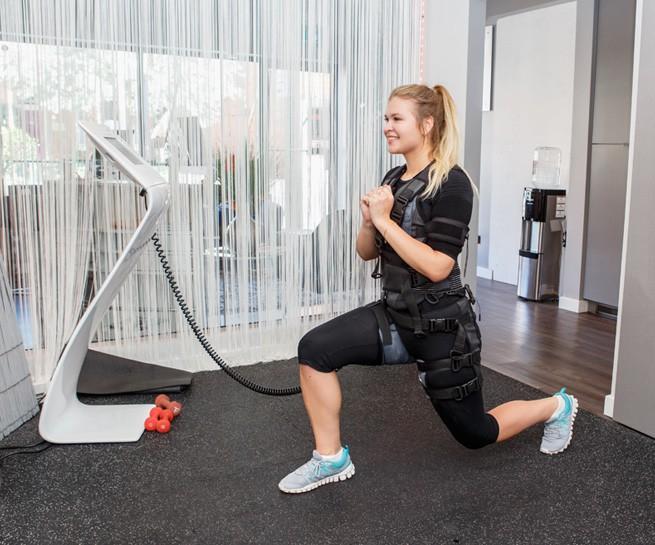 Quỳnh Anh Shyn đang mê mệt phương pháp tập gym mới toanh, giúp đốt cháy 1.200 calories trong 25 phút - ảnh 5