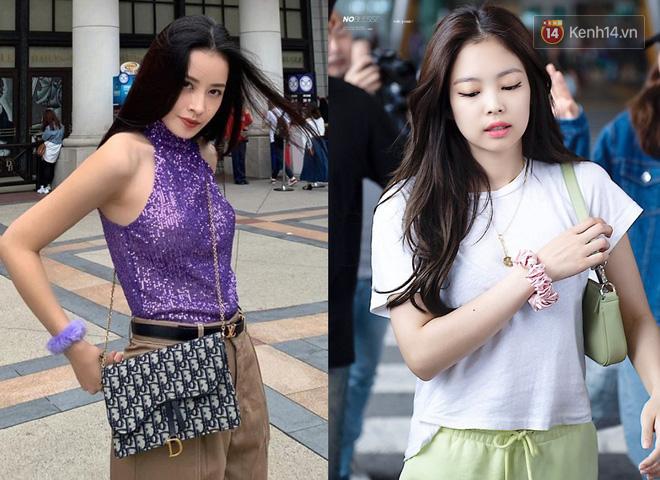 """Kha khá lần lên đồ na ná, Chi Pu đang dần hoá """"Jennie phiên bản Việt""""? - ảnh 4"""