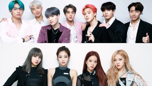 Đều nổi tiếng thế giới nhưng BTS và BLACKPINK không có nổi một bản hit quốc dân nào; EXO, TWICE, iKON mỗi nhóm bỏ túi ít nhất một bài - ảnh 1