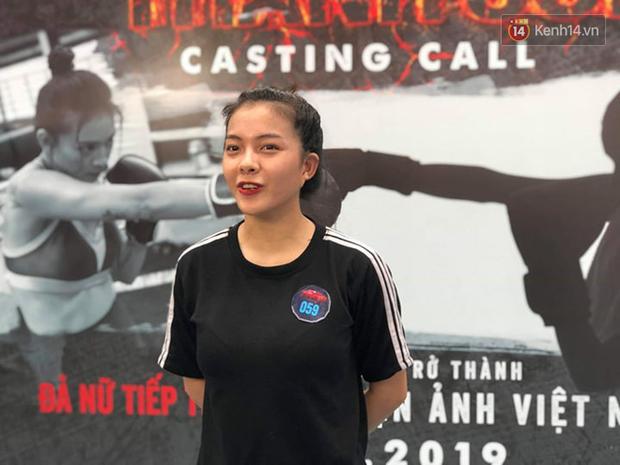 9 đả nữ tiềm năng ở buổi casting Thanh Sói: Đồng Ánh Quỳnh - Lily Nguyễn ra đòn máu lạnh, xuất hiện thêm nữ gymer cơ bắp ăn đứt Thanh Sói - ảnh 25