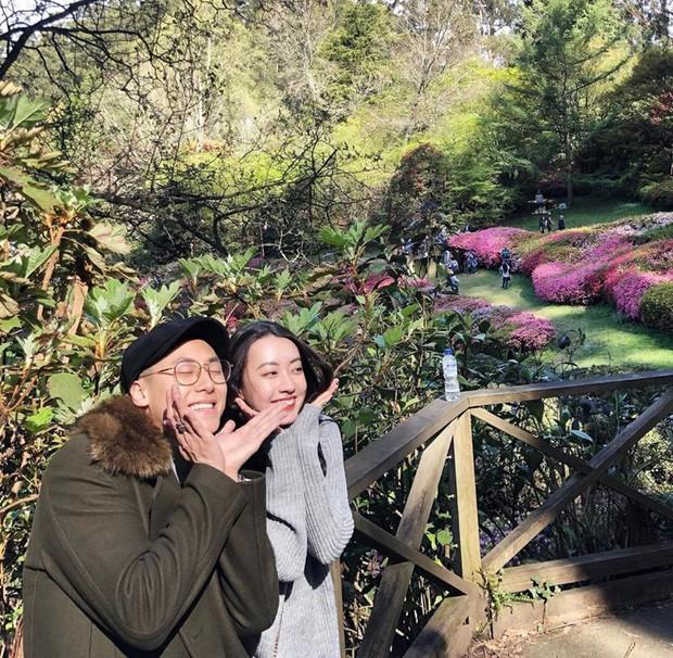 Khoe ảnh lần đầu gặp bạn gái tình cờ như phim ngôn tình, Rocker Nguyễn khiến netizen không khỏi thắc mắc vì 1 chi tiết - ảnh 3