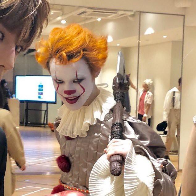 Idol Hàn bắt trend phim hot vào Halloween: TWICE khiến fan sốc nặng, độ chịu chơi nhà SM không ai đọ lại - Ảnh 10.
