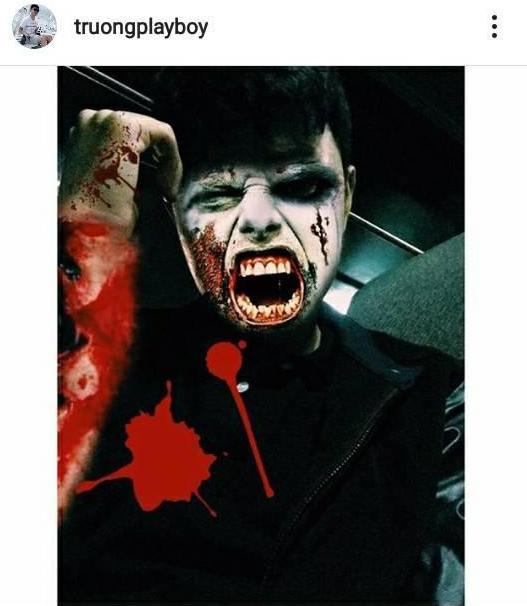 Văn Hậu, Hồng Duy hóa trang Halloween đáng sợ, người được mong chờ màn cosplay nhất lại không xuất hiện - ảnh 6